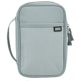 Mai 収納パッケージウォッシュバッグ - オックスフォード布防水大容量トイレタリーバッグ男性と女性のトラベルグッズ収納バッグ3色サイズ13x8x20cm (色 : Gray)
