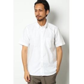 【イッカ/ikka】 GP オックス&デニムボタンダウンシャツ