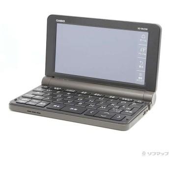 〔中古〕CASIO(カシオ) 〔展示品〕 EX-word XD-SR4900BK ブラック〔09/12(木)新入荷〕