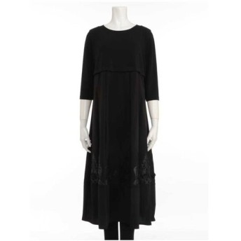 TOKUKO 1er VOL / タフタ2WAYストレッチ ドレス