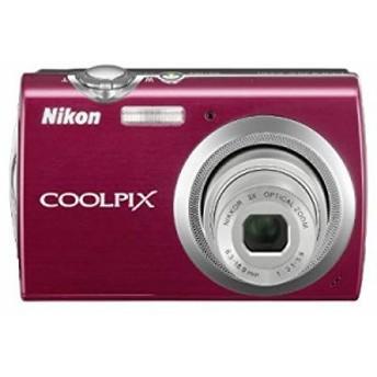 Nikon デジタルカメラ COOLPIX (クールピクス) S230 ローズレッド S230RD(中古品)