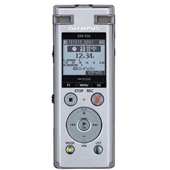 ICレコーダー Voice-Trek (シルバー) DM-750SLV