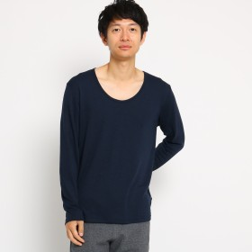 BASE CONTROL(ベースステーション:メンズ)/SB SS Uネック 長袖Tシャツ