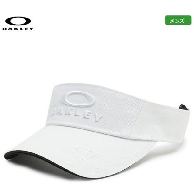 オークリー メンズ Tone Visor 13.0 サンバイザー 912237JP-100 White バイザー 日本正規品