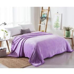 WCH 寝具毛布、寝室の寮のオフィスのためのフランネルのエアコンカバーシート毛布 (Color : D, サイズ : 150x220cm(59x87inch))