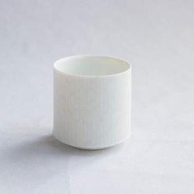 深山陶器 miyama SASASA サササ オールドグラス 銀灰
