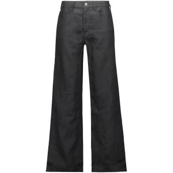 《セール開催中》SIMON MILLER レディース パンツ ブラック 26 麻 100%