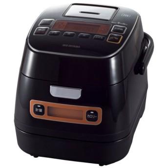 【在庫限り】アイリスオーヤマ 炊飯器 IH 3合 銘柄量り炊き カロリー計算機能付き