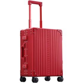 アウトレットNEO KEEPR) ネオキーパー アルミ合金ボディ スーツケース TSAロック付 機内持ち込みサイズ有 (アルミ合金ボディ 家電量販モデル)outlet_AN-48F Red