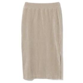 ビームス ライツ(レディース)(BEAMS LIGHTS)/BEAMS LIGHTS / 手洗い可能 コーデュロイ タイトスカート