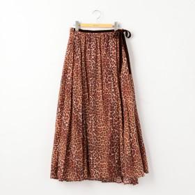 NOLLEY'S(ノーリーズ)/【ne Quittez pas/ヌキテパ】レオパードスカート