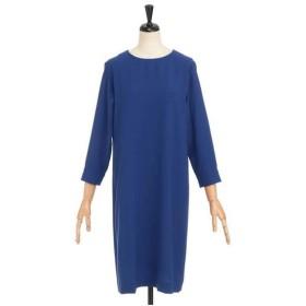 LESTERA / バックサテンサックドレス