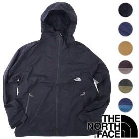 THE NORTH FACE ザ・ノースフェイス メンズ マウンテンパーカー Compact Jacket コンパクトジャケット パッカブル ナイロンジャケット  NP71530 FW17