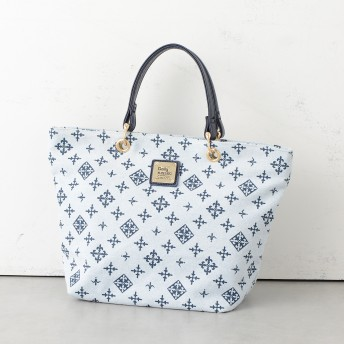 Daily russet(デイリーラシット)/DENIMトートバッグ(S)/TOTEBAG