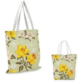 FlowerBlossom ポッピー 春 裏庭 クラシカルデザイン カーブスタイリッシュ アートワーク プリント コックナットとレッド。 15x15-11