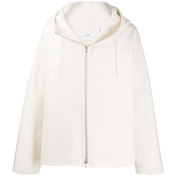OAMC フーデッド コート - ホワイト