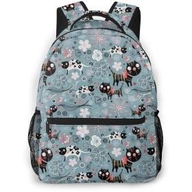 バックパック 猫 ペット PCリュック ビジネスリュック バッグ 防水バックパック 多機能 通学 出張 旅行用デイパック