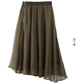 GeeRA リバーシブルロングスカート グリーン M レディース 5,000円(税抜)以上購入で送料無料 ロングスカート 夏 レディースファッション アパレル 通販 大きいサイズ コーデ 安い おしゃれ お洒落 20代 30代 40代 50代 女性 スカート