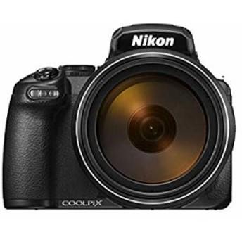 Nikon デジタルカメラ COOLPIX P1000 ブラック クールピクス P1000BK(中古品)