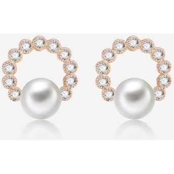 Swiftgood 女性女の子のイヤリング金属合金のファッションの気質の耳のイヤリング61189597A