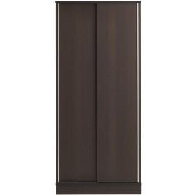 Clair/クレール 引き戸サニタリー収納庫 幅60cm H55815(サイズはありません ウ:ダークブラウン)