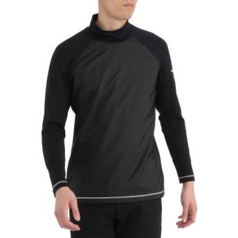 MIZUNO SHOP [ミズノ公式オンラインショップ] ブレスサーモハイネック長袖シャツ(大きいサイズ)[メンズ] 09 ブラック 52JA9561
