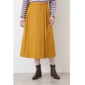ヒューマンウーマン(HUMAN WOMAN)/◆ウールサキソニーストレッチスカート
