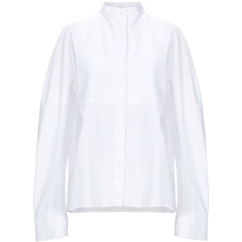 《セール開催中》JIL SANDER レディース シャツ ホワイト 32 コットン 100%
