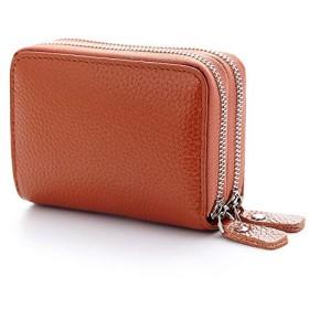 ZHENGDANG レディース財布革ビジネス財布レディース財布クリップレディース収納袋財布