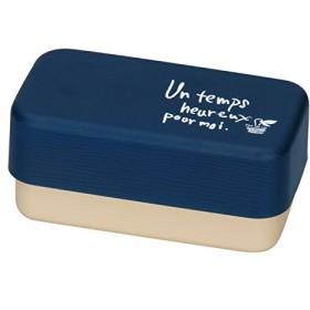 弁当箱 2段 おしゃれ 木目 ナチュラル 食洗機対応 食洗器対応 電子レンジ対応 k.wood スクエアランチ 全4色
