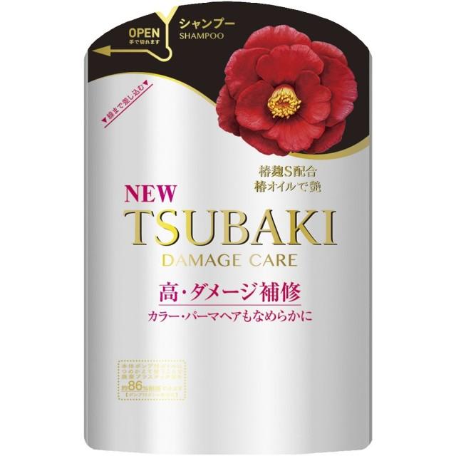 TSUBAKI ダメージケア シャンプー つめかえ用 345ml