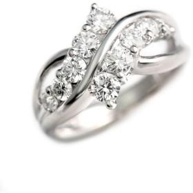 [ノダジュエリー][スイートテン][究極のH&C] K18WG ダイヤモンド リング[1.0ct][ダイヤ:カラーD-F/クラリティIF-VVS/カットEX【H&C】] 6号 輝き抜群の最高級ダイヤ使用 [鑑別書付][刻印無料][ギフトラッピング]