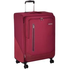 [アメリカンツーリスター] スーツケース カービー スピナー 75/28 エキスパンダブル TSA 保証付 104L 75 cm 3.5kg レッド