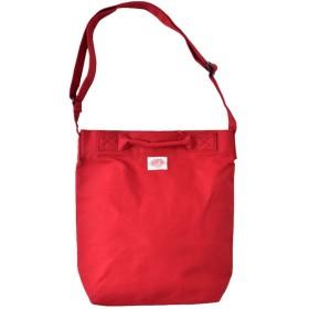 [ダントン]DANTON UTILITY BAG 2WAY ショルダーバッグ JD-7209SCV RED