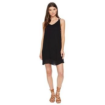 (ロキシー)Roxy レディースドレス・ワンピース Dome of Amalfi Dress Anthracite XS XS [並行輸入品]