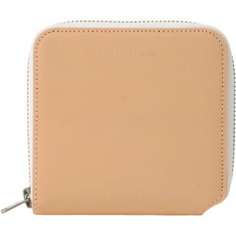 beautiful people(ビューティフルピープル)/reflect leather fold wallet