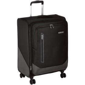 [アメリカンツーリスター] スーツケース カービー スピナー 66/24 エキスパンダブル TSA 保証付 76L 66 cm 3.1kg ブラック