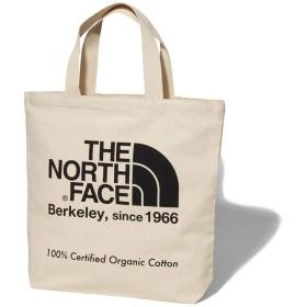 THE NORTH FACE(ノースフェイス) TNFオーガニックコットントート NM81908 ナチュラル×ブラック