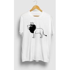 ライオンキング 動物イラストTシャツ