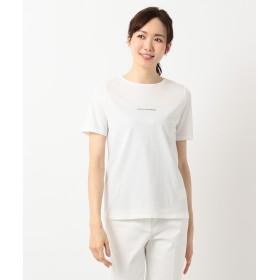 ICB L(アイシービー エル)/Wit ロゴ Tシャツ