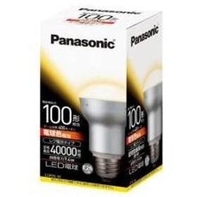 パナソニック LED電球 E26口金 電球100W相当 電球色相当(9.4W) 一般電球・レフタイプ 密閉形器具対応 LDR9LW