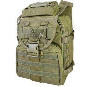 リタリータクティカルアサルトバックパック 防水 軽量 アウトドア リュック 戦術バックパック (スタイル6)