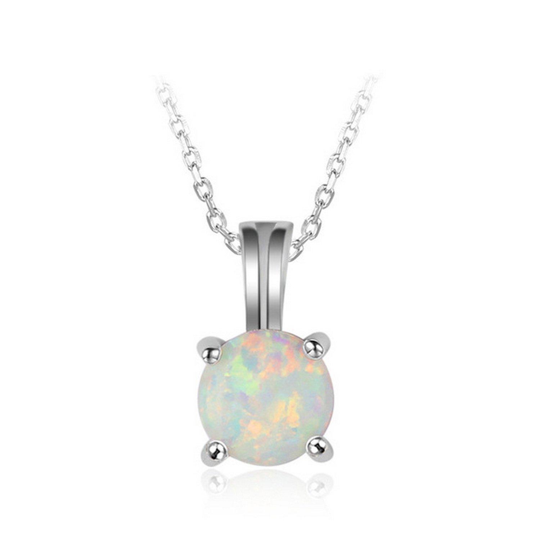 MMC Triangle 5.5ct Genuine Fire Mystic Topaz Silver Pendants Necklaces