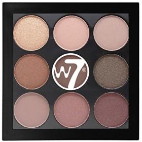 W7 The Naughty Nine Eyeshadow Collection - Mid Summer Nights (並行輸入品)