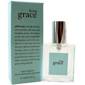 Philosophy Living Grace Spray Fragrance Eau De Toilette - 0.5 Oz. (並行輸入品)