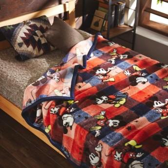 毛布 ディズニー マイクロファイバー毛布