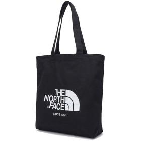 [ザノースフェイス] THE NORTH FACE ホワイトラベル ロゴ コットントートバッグ LOGO COTTON TOTE BAG NN2PK57J NN2PK57K (BLACK) [並行輸入品]