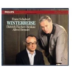 【輸入盤】Winterreise/Schubert(アーティスト),Fischer−Dieskau(アーティスト),Brendel(アーティスト)
