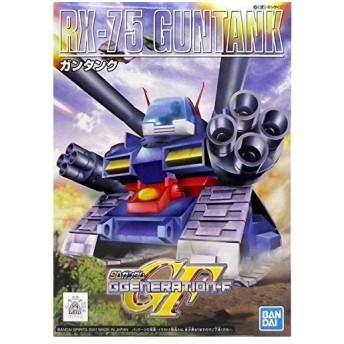 機動戦士ガンダム BB戦士221 ガンタンク おもちゃ ガンプラ プラモデル SDガンダム BB戦士