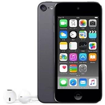 アップル iPod touch 128GB スペースグレイ MKWU2J/A MKWU2J/A